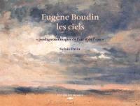 Eugène Boudin, les ciels
