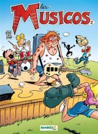 Les Musicos. Volume 2,