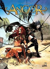 Angor. Volume 3, L'île du sanctuaire
