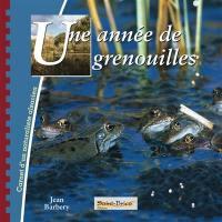 Une année de grenouilles