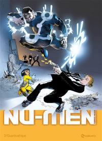 Nu-Men. Volume 2, Quanticafrique