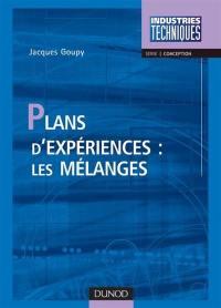 Plans d'expériences