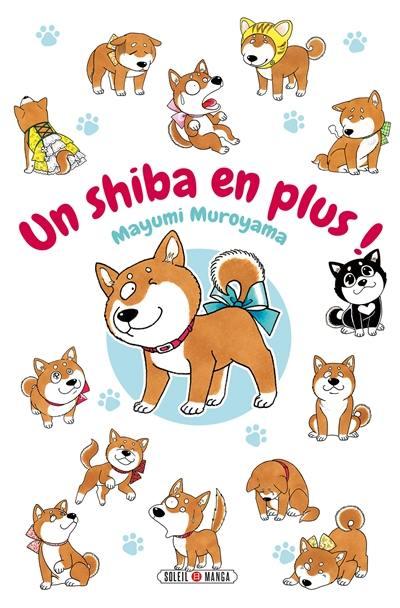 Un shiba en plus !