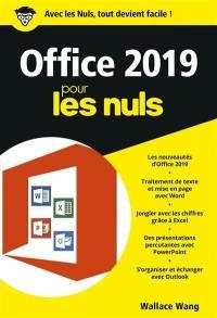 Office 2019 pour les nuls