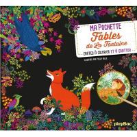 Ma pochette Fable de La Fontaine