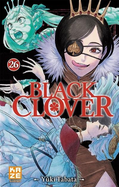 Black Clover. Volume 26,