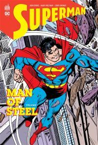 Superman, man of steel. Volume 1,