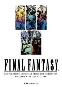 Final Fantasy. Volume 2, Episodes X, XI, XII, XIII, XIV