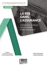 RSE et assurance