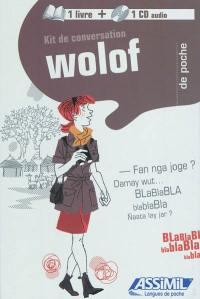 Kit de conversation wolof de poche