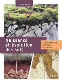 Naissance et évolution des sols