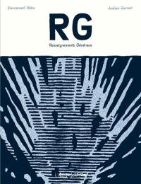 RG : renseignements généraux : lecture chromatique des Aventures de Tintin (1929-1976), Hergé
