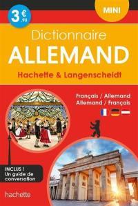 Dictionnaire mini Hachette & Langenscheidt