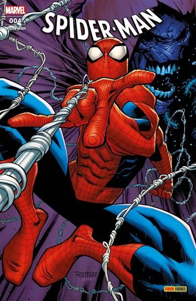 Spider-Man. n° 4, Séances chez le psy
