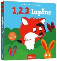 1, 2, 3 lapins