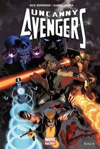 Uncanny Avengers. Volume 4, Pour venger la Terre