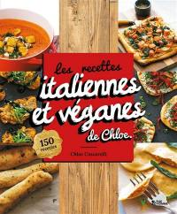 Les recettes italiennes et véganes de Chloe