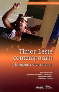 Timor-Leste contemporain