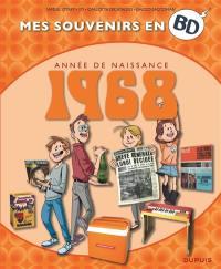Mes souvenirs en BD, Vous êtes de 1968