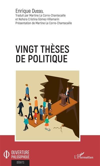 Vingt thèses de politique