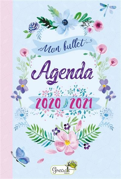 Mon bullet agenda : 2020-2021