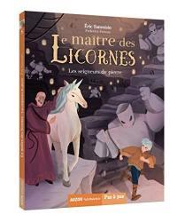 Le maître des licornes. Volume 5, Les seigneurs de pierre