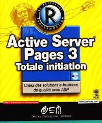 Active Server Pages 3