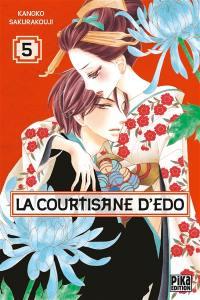La courtisane d'Edo. Volume 5,