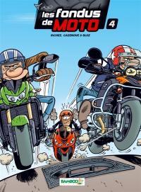 Les fondus de moto. Volume 4,