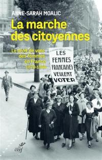 La marche des citoyennes