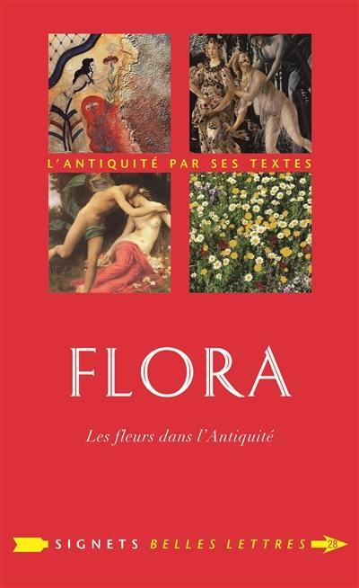 Flora, les fleurs dans l'Antiquité