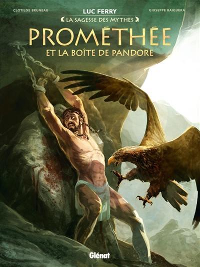 Prométhée et la boîte de Pandore