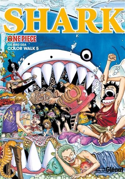 One piece. Volume 5, Shark
