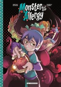 Monster allergy next gen. Volume 27-28-29,