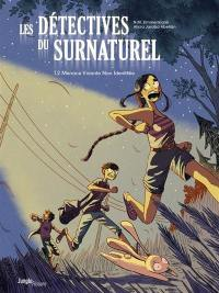 Les détectives du surnaturel. Volume 2, Menace volante non identifiée