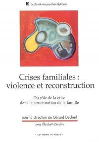 Crises familiales