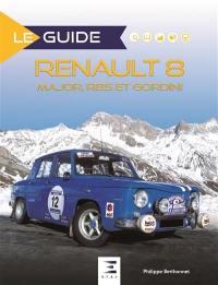 Le guide de la Renault 8