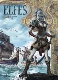 Elfes. Volume 15, Noir comme le sang