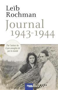 Journal 1943-1944
