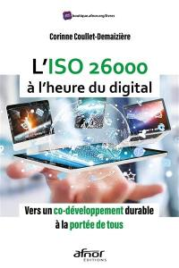 L'ISO 26000 à l'heure du digital