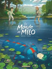 Le monde de Milo. Volume 5, La fille des nuages