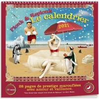 Le calendrier Plonk & Replonk
