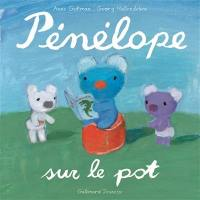 Pénélope sur le pot