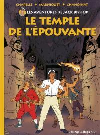 Les aventures de Jack Bishop, Le temple de l'épouvante