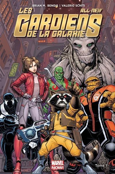 All-New Les gardiens de la galaxie. Volume 1, Empereur Quill