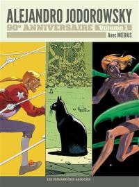 Alejandro Jodorowsky. Volume 1, Avec Moebius