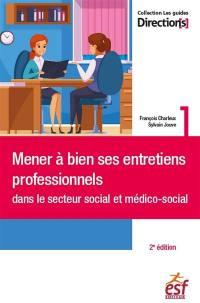 Mener à bien ses entretiens professionnels dans le secteur social et médico-social