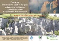 Sentiers géologiques & pédologiques en province de Namur, Sentier de l'Eau Noire et du Viroin