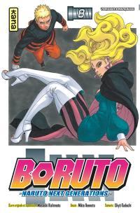 Boruto. Volume 8,