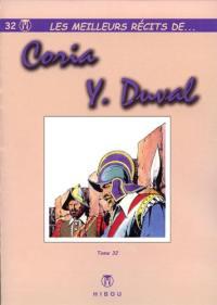 Les meilleurs récits de.... Volume 32, Les meilleurs récits de Coria, Y. Duval